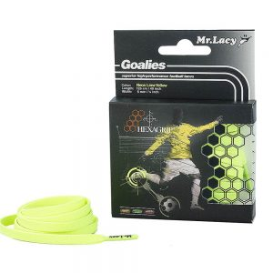 Mr Lacy Goalies 125cm Neon Lime Yel