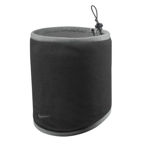 Nike Reversible Neck Warmer Black Grey
